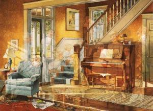Andar på besök i hemmet