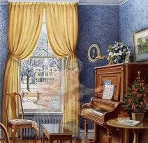 Ande vid piano