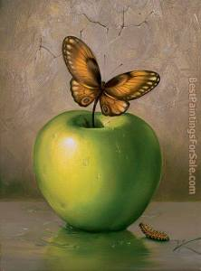 Äpple fjärill