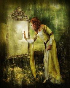 Ande spegel