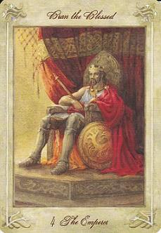 Kejsaren tarot