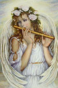 Ängel flöjt