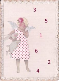 Ängel rosa siffror kopia