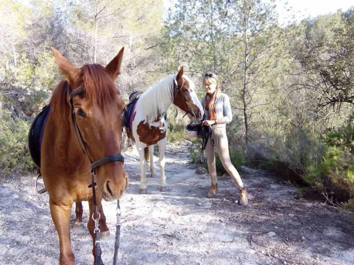 Hästarna Nathalie