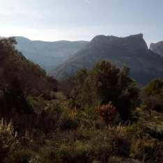 Hästridning Spanien 1