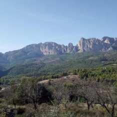 Hästridning Spanien 2