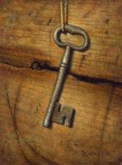 Borttappad nyckel